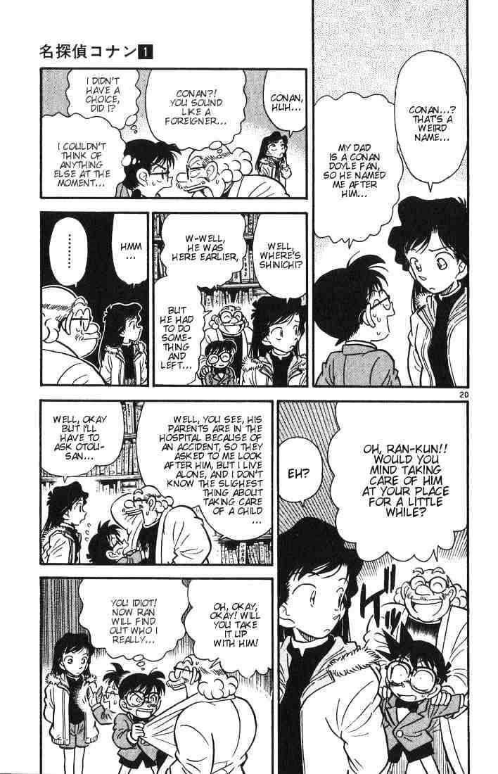 Detective Conan Chapter 2  Online Free Manga Read Image 21