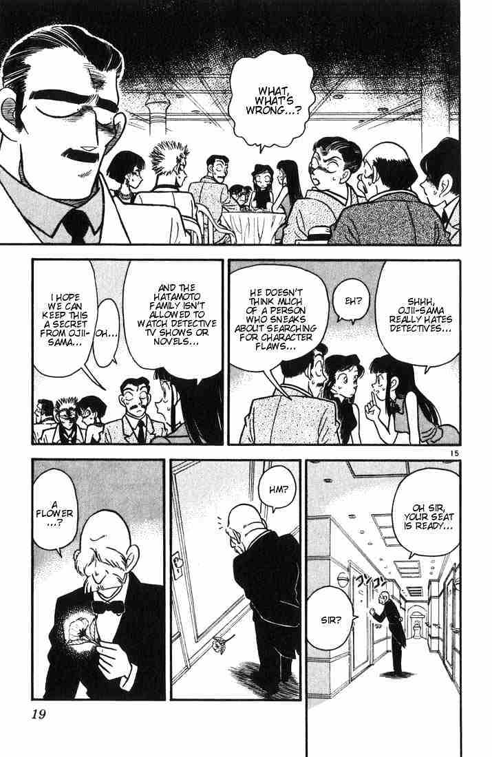 Detective Conan Chapter 20  Online Free Manga Read Image 17