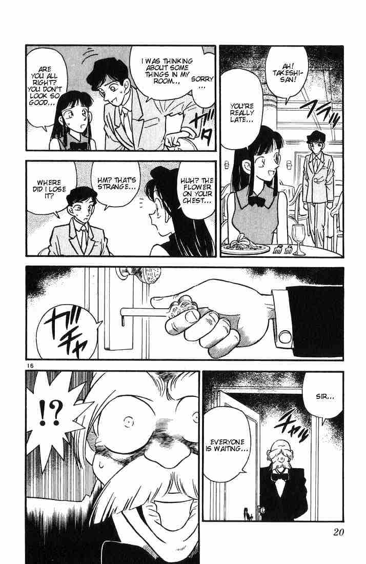 Detective Conan Chapter 20  Online Free Manga Read Image 18