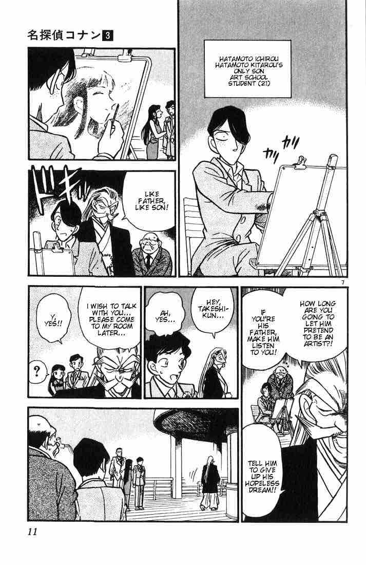 Detective Conan Chapter 20  Online Free Manga Read Image 9