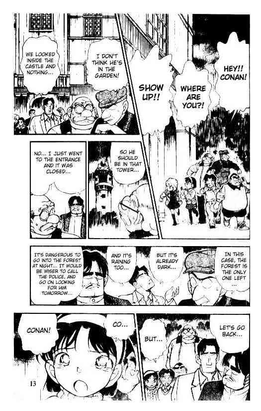 Detective Conan Chapter 201  Online Free Manga Read Image 11