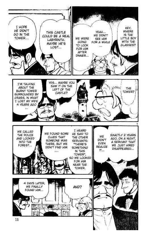 Detective Conan Chapter 201  Online Free Manga Read Image 9