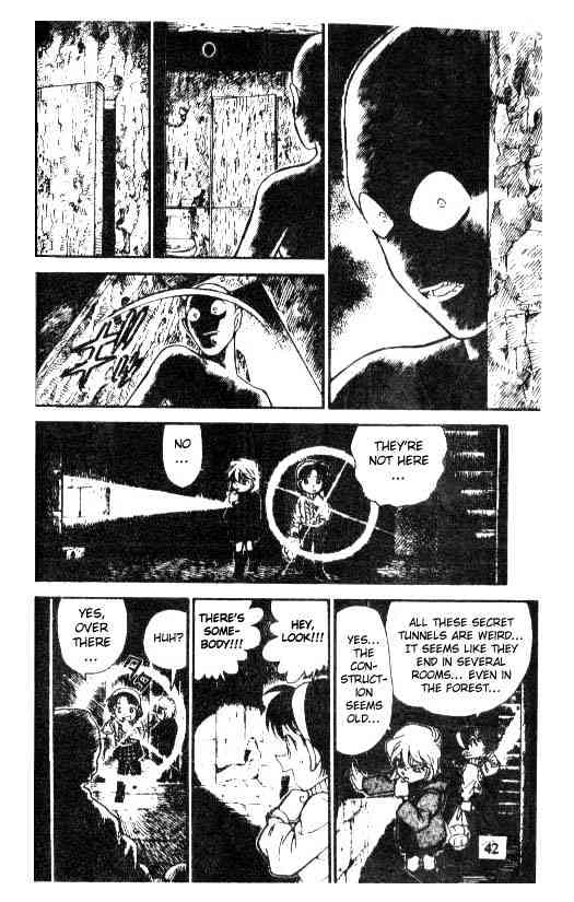 Detective Conan Chapter 203  Online Free Manga Read Image 8