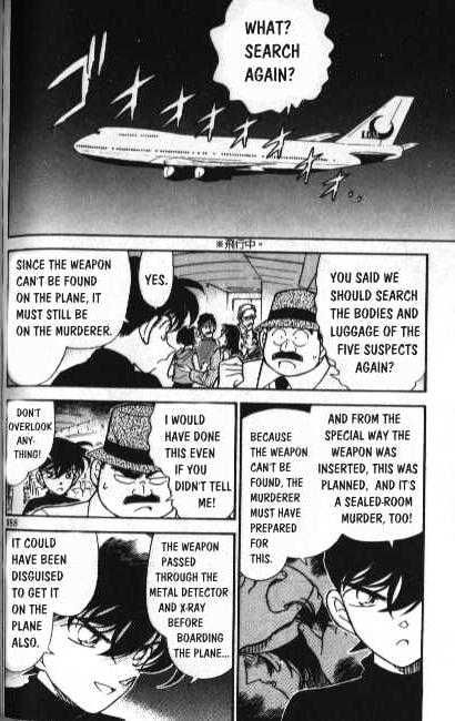 Detective Conan Chapter 206  Online Free Manga Read Image 2