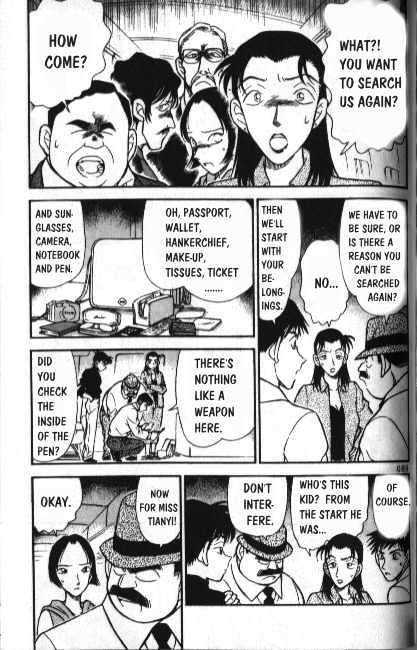 Detective Conan Chapter 206  Online Free Manga Read Image 3