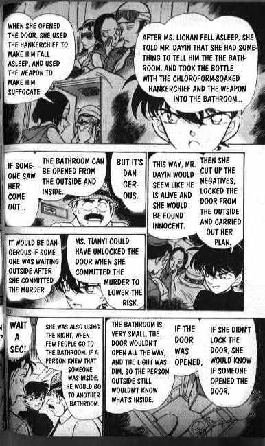 Detective Conan Chapter 207  Online Free Manga Read Image 12
