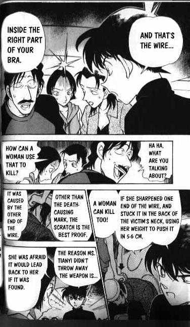 Detective Conan Chapter 207  Online Free Manga Read Image 14