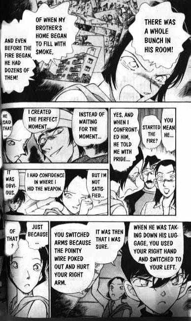 Detective Conan Chapter 207  Online Free Manga Read Image 16
