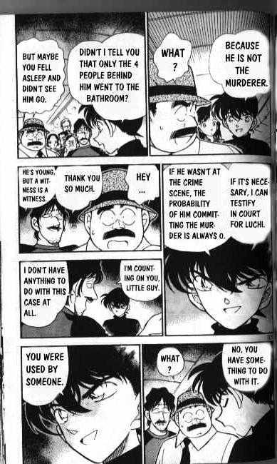 Detective Conan Chapter 207  Online Free Manga Read Image 3