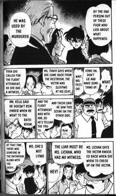 Detective Conan Chapter 207  Online Free Manga Read Image 4