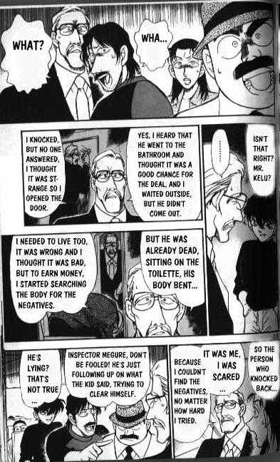 Detective Conan Chapter 207  Online Free Manga Read Image 7