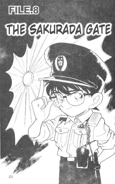Detective Conan Chapter 208  Online Free Manga Read Image 1