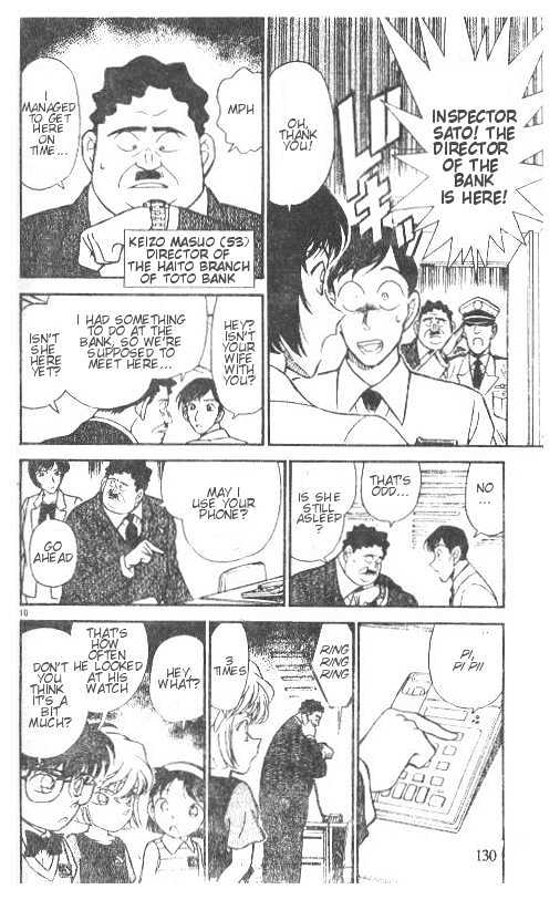 Detective Conan Chapter 208  Online Free Manga Read Image 10