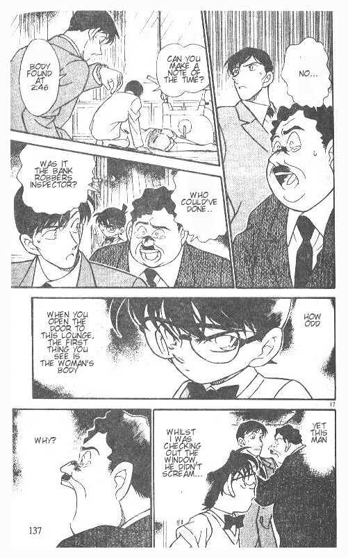 Detective Conan Chapter 208  Online Free Manga Read Image 17