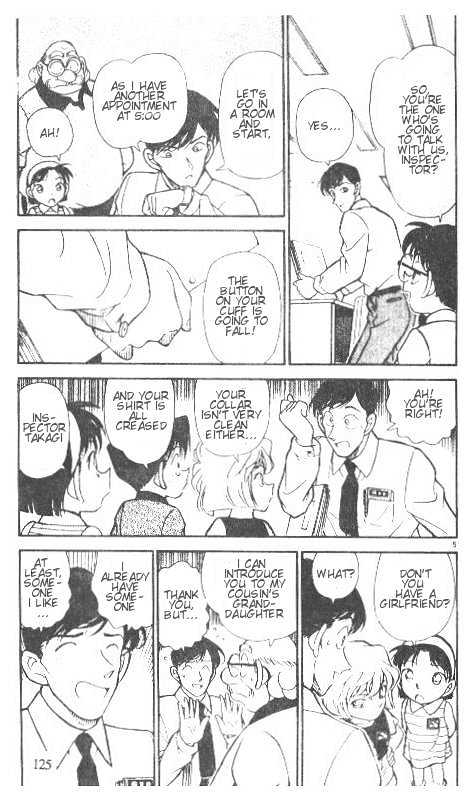 Detective Conan Chapter 208  Online Free Manga Read Image 5