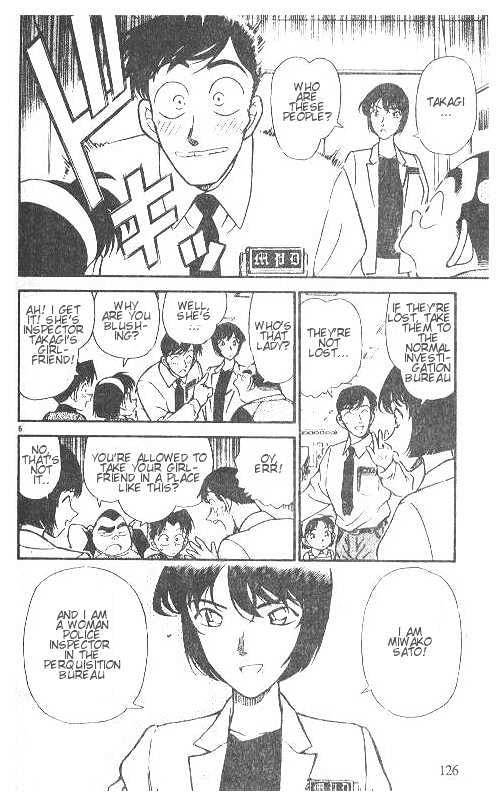 Detective Conan Chapter 208  Online Free Manga Read Image 6