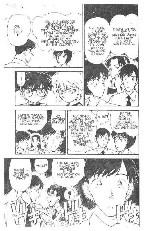 Detective Conan Chapter 208  Online Free Manga Read Image 9
