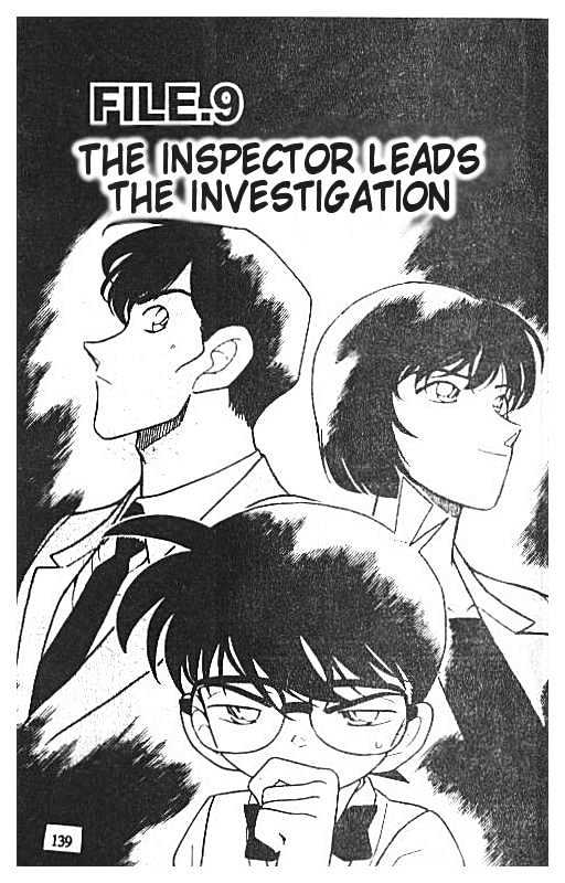 Detective Conan Chapter 209  Online Free Manga Read Image 1