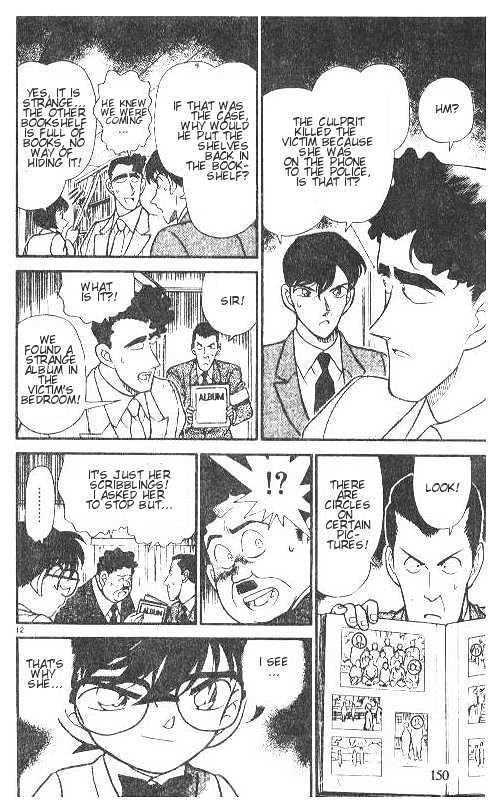 Detective Conan Chapter 209  Online Free Manga Read Image 12
