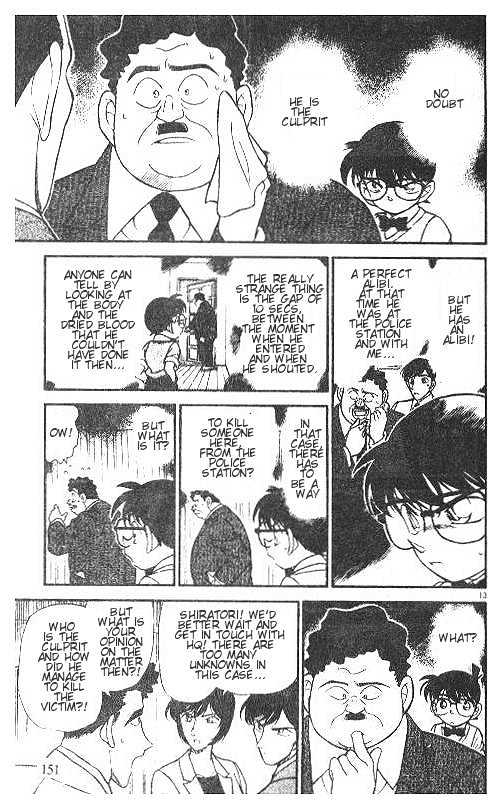 Detective Conan Chapter 209  Online Free Manga Read Image 13