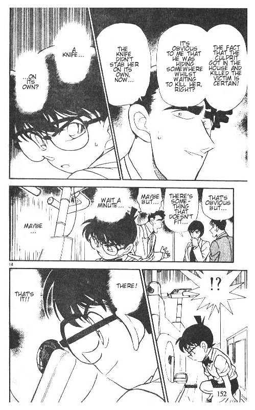 Detective Conan Chapter 209  Online Free Manga Read Image 14