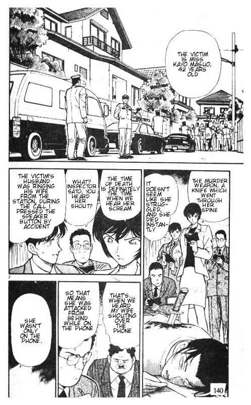 Detective Conan Chapter 209  Online Free Manga Read Image 2