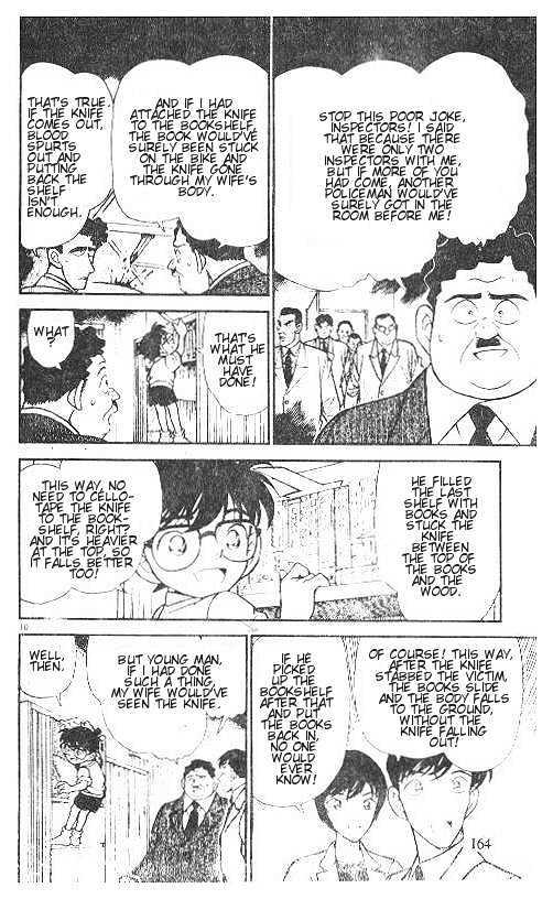 Detective Conan Chapter 210  Online Free Manga Read Image 10