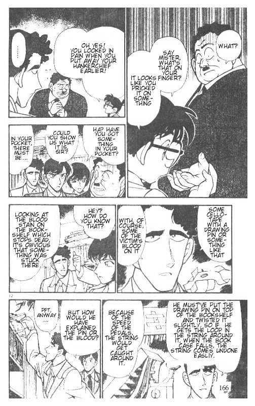 Detective Conan Chapter 210  Online Free Manga Read Image 12