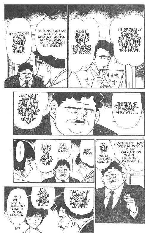 Detective Conan Chapter 210  Online Free Manga Read Image 13