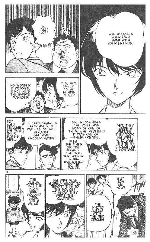 Detective Conan Chapter 210  Online Free Manga Read Image 14