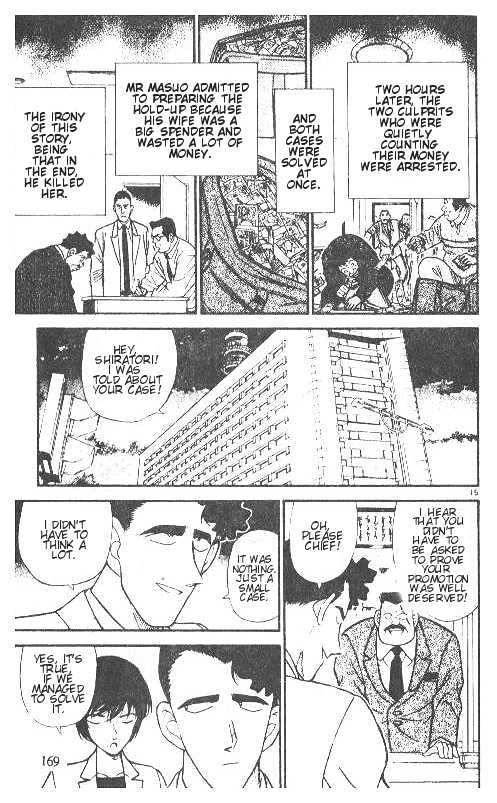 Detective Conan Chapter 210  Online Free Manga Read Image 15