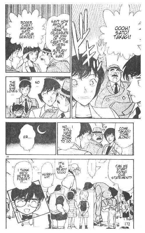 Detective Conan Chapter 210  Online Free Manga Read Image 18