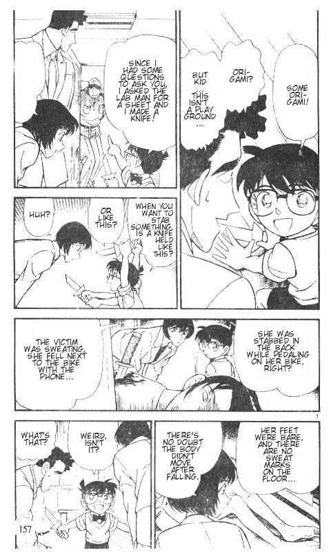 Detective Conan Chapter 210  Online Free Manga Read Image 3