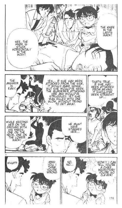 Detective Conan Chapter 210  Online Free Manga Read Image 4