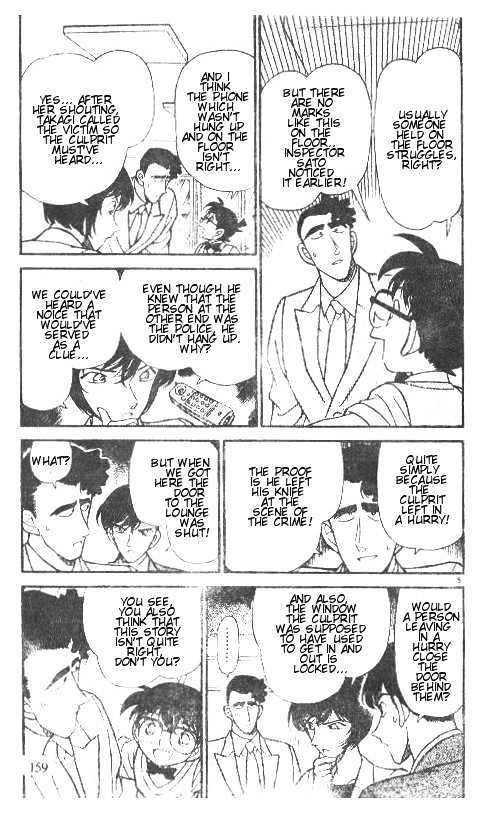 Detective Conan Chapter 210  Online Free Manga Read Image 5