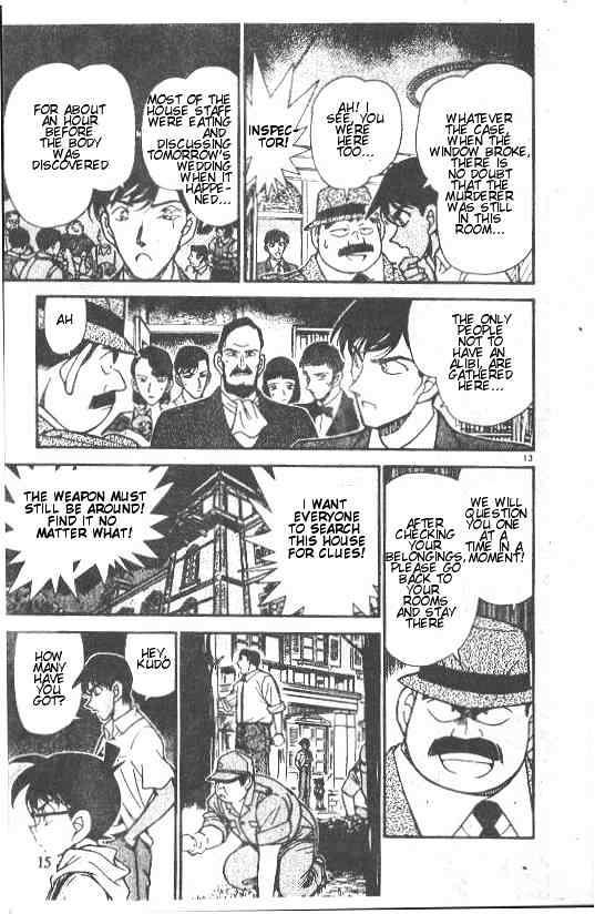 Detective Conan Chapter 212  Online Free Manga Read Image 13