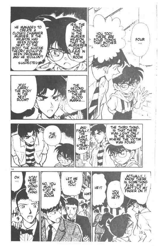 Detective Conan Chapter 212  Online Free Manga Read Image 14