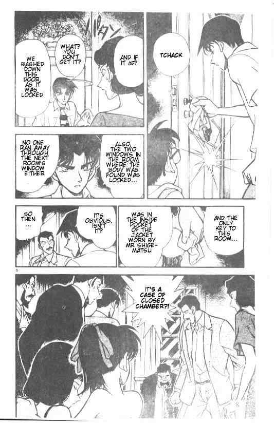 Detective Conan Chapter 212  Online Free Manga Read Image 6