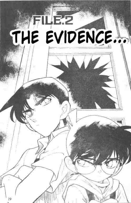 Detective Conan Chapter 213  Online Free Manga Read Image 1