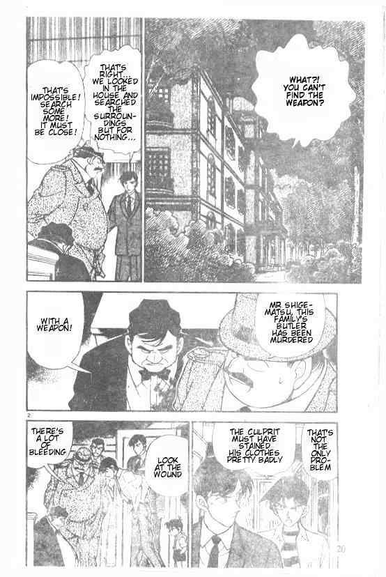 Detective Conan Chapter 213  Online Free Manga Read Image 2