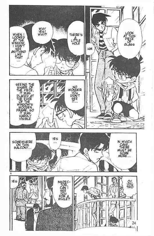 Detective Conan Chapter 213  Online Free Manga Read Image 6