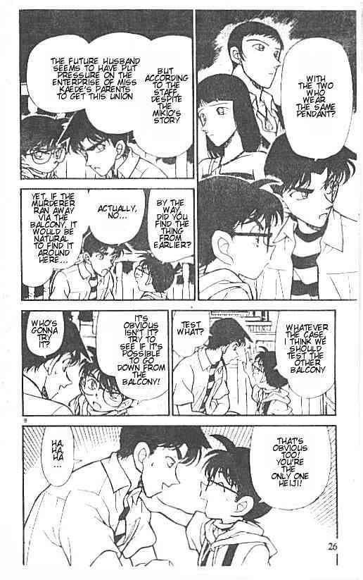 Detective Conan Chapter 213  Online Free Manga Read Image 8