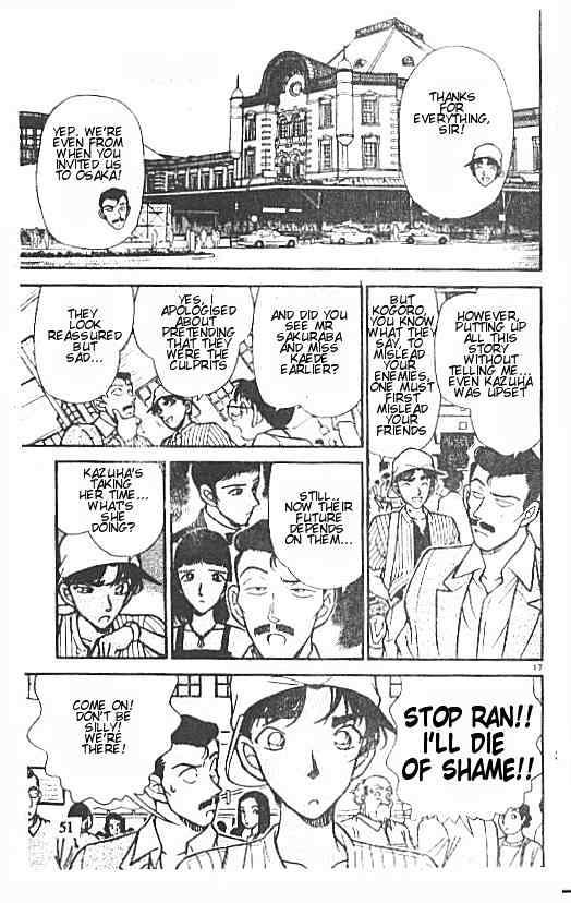 Detective Conan Chapter 214  Online Free Manga Read Image 17