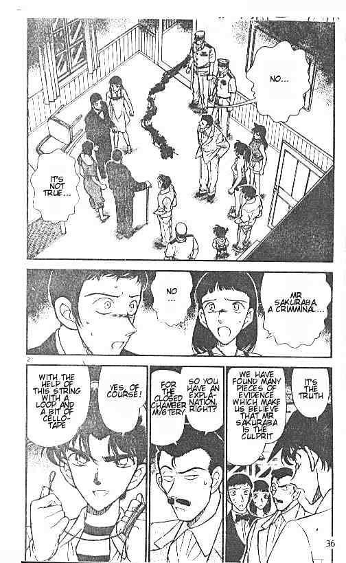Detective Conan Chapter 214  Online Free Manga Read Image 2