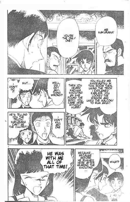 Detective Conan Chapter 214  Online Free Manga Read Image 6