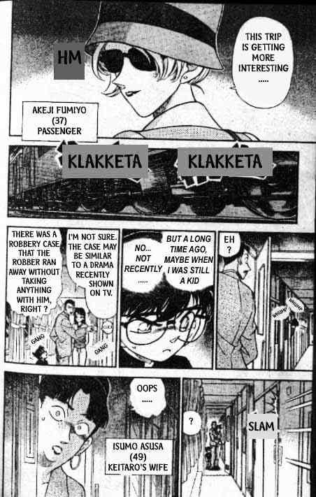 Detective Conan Chapter 215  Online Free Manga Read Image 11