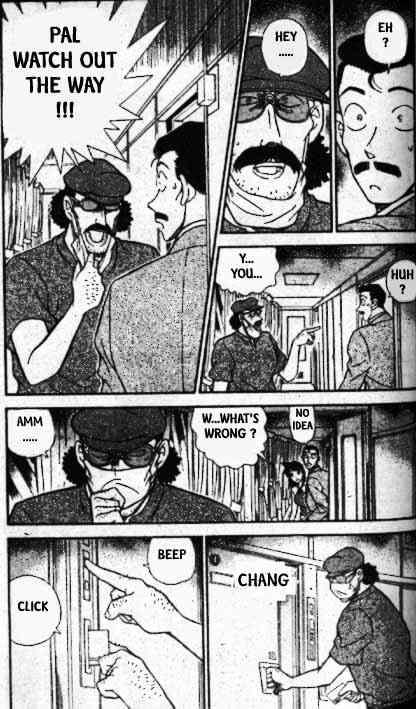 Detective Conan Chapter 215  Online Free Manga Read Image 4