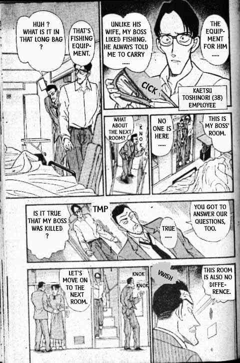 Detective Conan Chapter 216  Online Free Manga Read Image 10