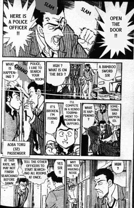Detective Conan Chapter 216  Online Free Manga Read Image 11