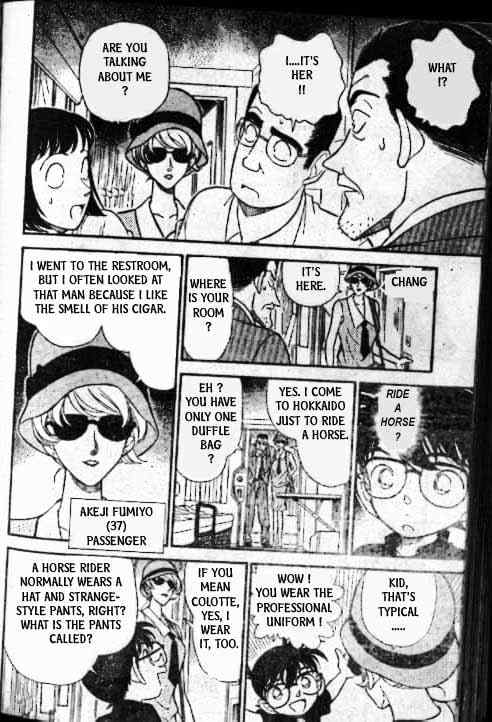 Detective Conan Chapter 216  Online Free Manga Read Image 13